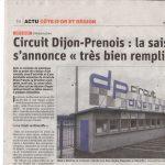 Article circuit Prenois